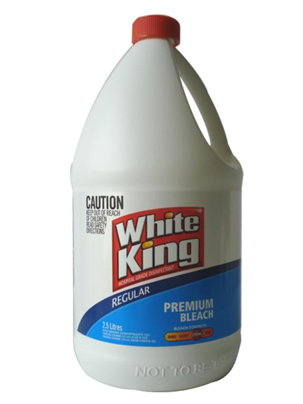 White King net worth salary