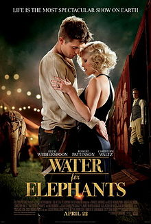 220px-Water_for_Elephants_Poster