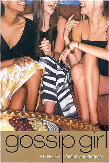 Gossip Girl Book Cover