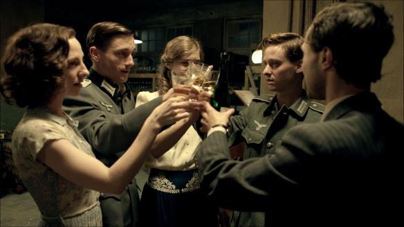 Katharina Schuttler as Greta in Phillip Kadelbach's GENERATION