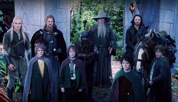 The Lord Of The Rings The Fellowship Of The Ring 2001 Film Review Ireckonthat