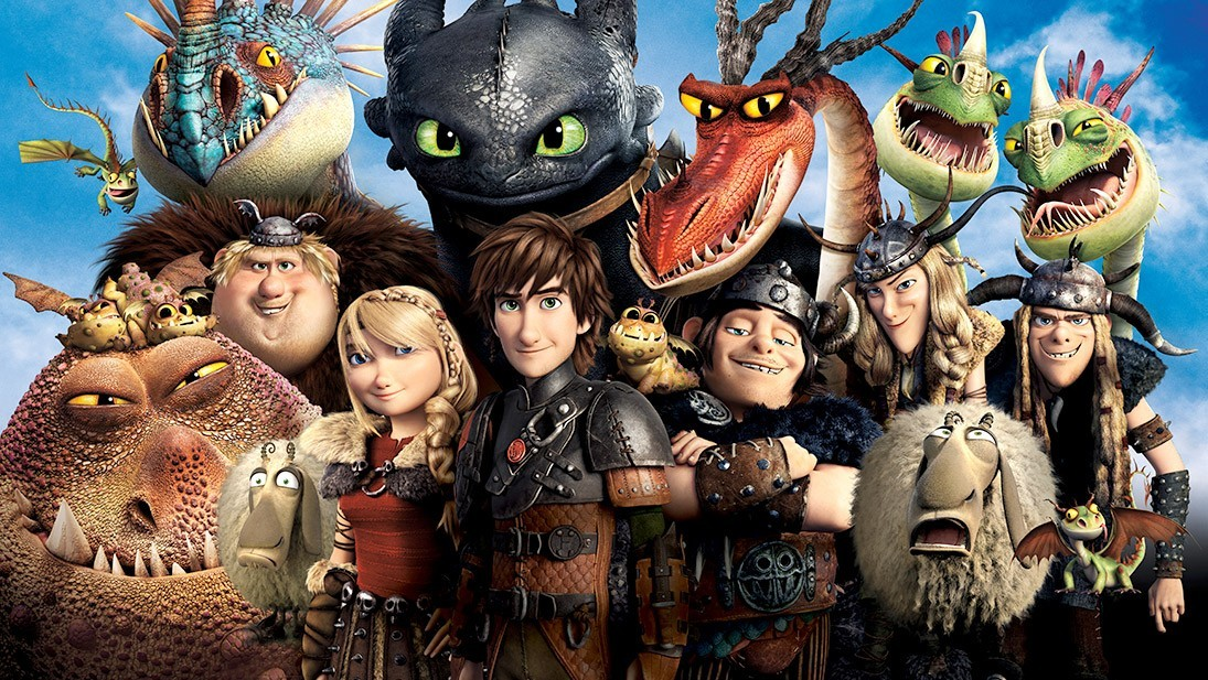 How To Train Your Dragon 2 2014 Film Review Ireckonthat