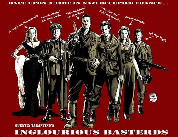 Inglourious_Basterds_red_drawing